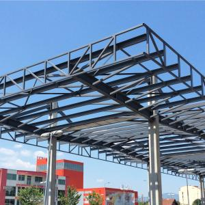 STEEL STRUCTURES (PARKING CANOPY 1) 1