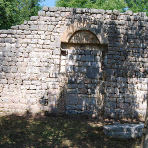 project of conservation – remains of the church of Saint Stephen in Scepan Polje. 3